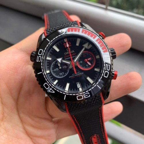 Luxury Brand watches seamaster automatic movement man GMT watch