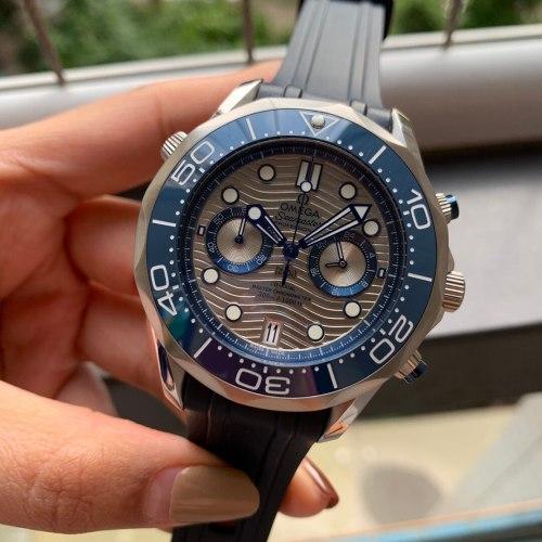 Luxury Brand seamaster watches automatic movement man GMT watch