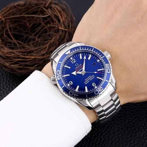 Men's watch mechanical watch top brand luxury stainless steel  contracted men's fashion timing men's sports watch