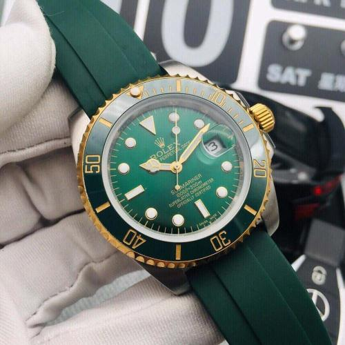 Luxury Automatic Diving Watch Automatic Date Ceramic Outer Ring Stainless Steel Strap High Quality High Quality AAA Watch