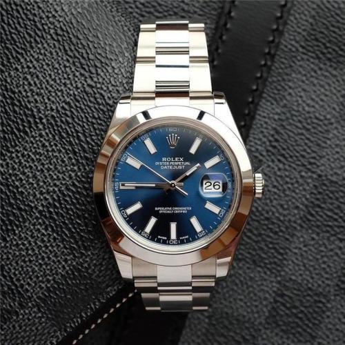 36MM Luxury Brand Datejust Men Stainless Steel Mechanical Watch