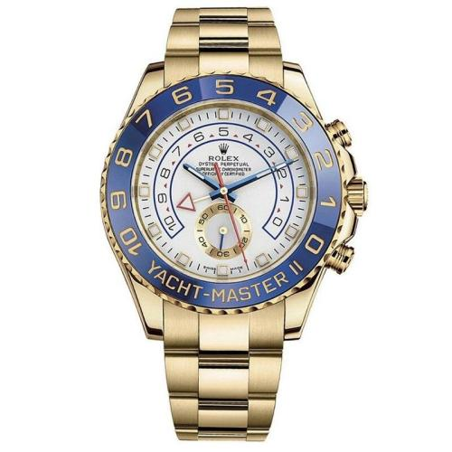 Luxury Gold OYSTER PERPETUAL Men Stainless Steel Automatic Mechanical Watch
