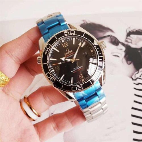 Luxury Brand Ceramic Bezel Mens AAA Mechanical 007 Automatic Movement Men Watch Designer Watches Wristwatches