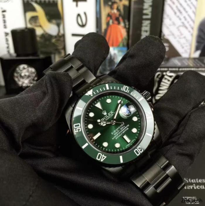 Luxury Men Automatic Mechanical Watches Drive Ceramic Bezel Crystal Sport AAA Watch