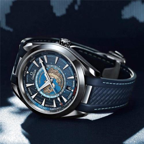Luxury Brand Ceramic Bezel Mens AAA Mechanical 007 Automatic Movement Men Watch Designer Watches Wristwatches 61 orders