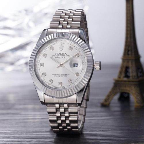 Rolex Luxury Brand quartz women Watches Quartz Watch Stainless Steel Strap wristwatch classic business dress men watch