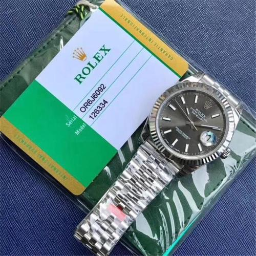 Luxury Brand Men Women Automatic mechanical Luxury Brand watches Datejust fashion business watch gifts