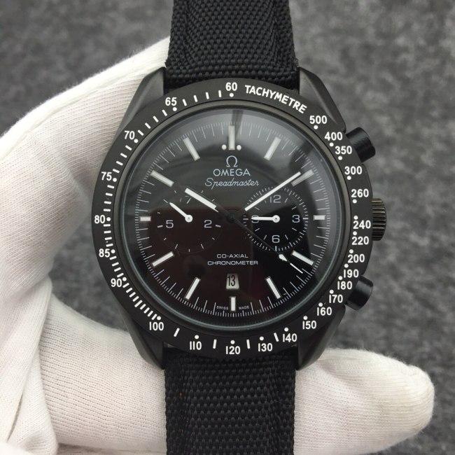 Luxury Brand seamaster A21j automatic movement man GMT watch