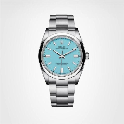 2021 New Oyster Perpetual man women Automatic mechanical watch Leisure fashion Gift business watch gifts