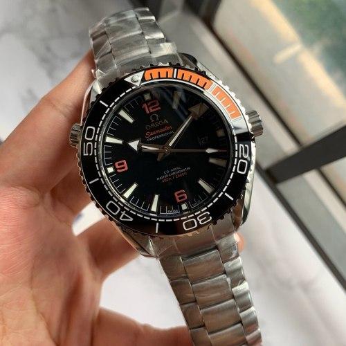 Luxury Brand seamaster automatic movement man GMT watch
