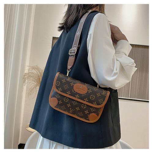 Luxury Brand Women Transparent Shoulder Bags Luxury Designer Classic Messenger Handbags Females Crossbody Bag