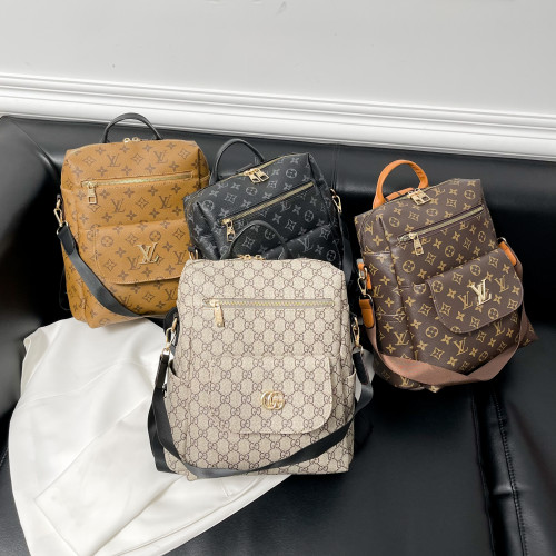 LV Good Quality Hot Selling Ladies Fashion PA1M SPRlNGS Mini Backpack Luxury Design Women's Cute Messenger Bag Girls Lovely Handbag