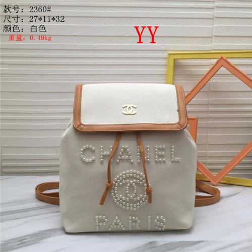 Chanel Good Quality Hot Selling Ladies Fashion PA1M SPRlNGS Mini Backpack Luxury Design Women's Cute Messenger Bag Girls Lovely Handbag