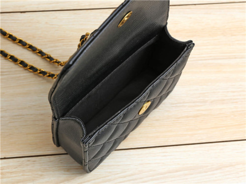 Chanel Luxury Brand Women Crossbody Bag Casual Leather Chest Bags For Women Vintage Pattern Waist Bags 2021 Trendy Vacation Packs