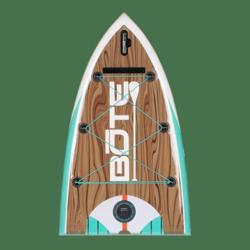 HD 10′6″ Classic Teak Paddle Board