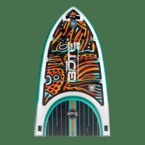 Rackham Aero 12′4″ Bug Slinger™ Redfish Inflatable Paddle Board