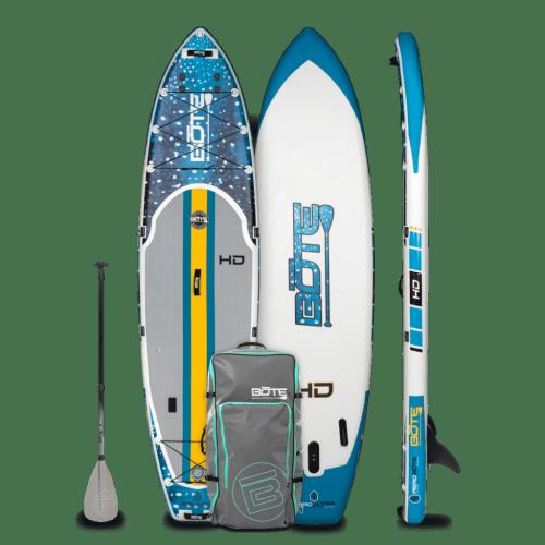 HD Aero 11′6″ Native Whale Shark Inflatable Paddle Board