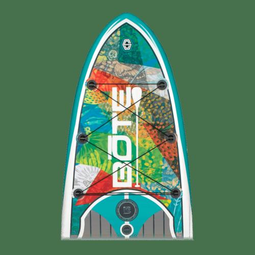 Flood 10′6″ Native Patchwork Paddle Board