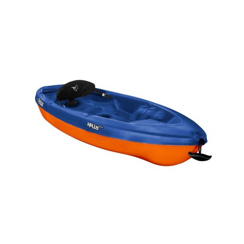 Rally 80X recreational kayak with paddle