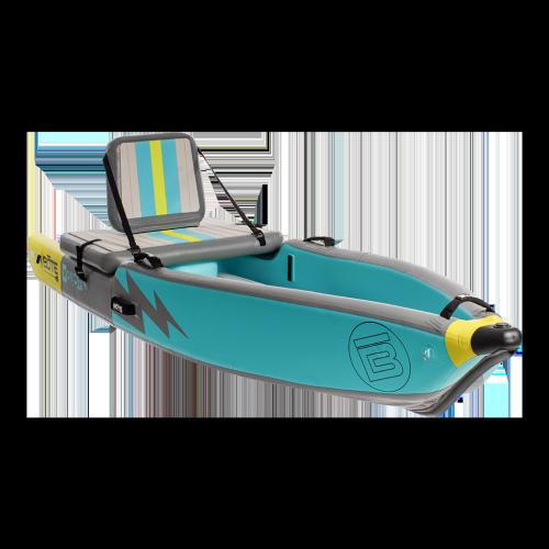 DEUS Aero 11′ Native Citron Inflatable Kayak
