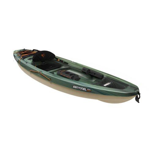 Sentinel 100x angler fishing kayak