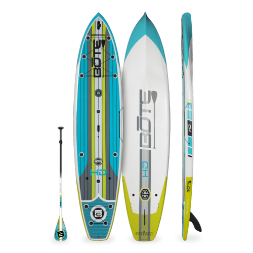 HD 12′ Full Trax Citron Paddle Board