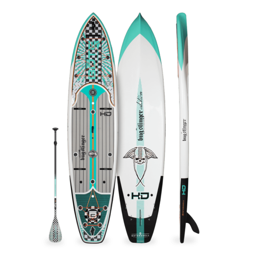 HD 12′ Bug Slinger™ Echo Paddle Board