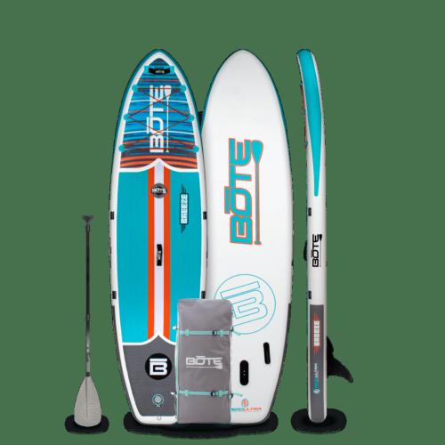 Breeze Aero 10′8″ Native Eclipse Inflatable Paddle Board