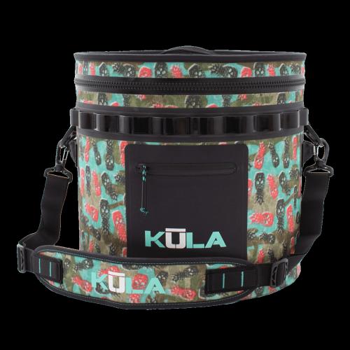 KULA Softy 5 Cooler Native Pineapskull