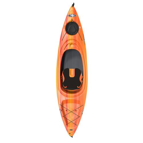 Kayak Rise 100X with paddle