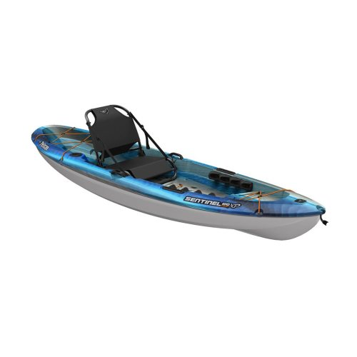 Sentinel 100XP angler fishing kayak