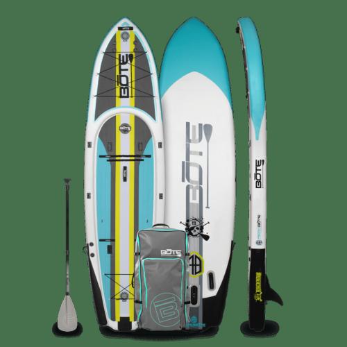 Rackham Aero 12′4″ Full Trax Citron Inflatable Paddle Board