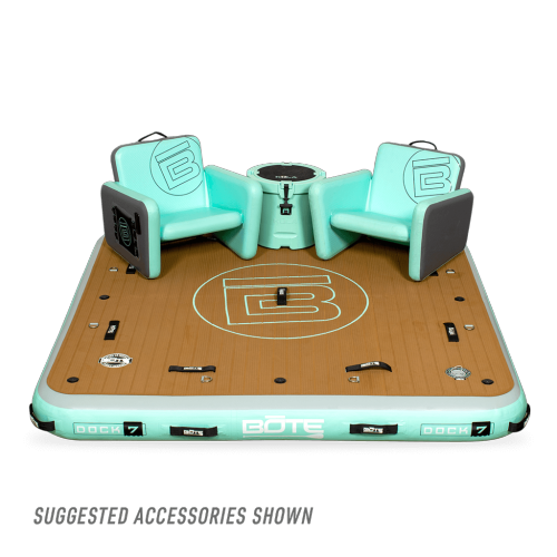 Inflatable Dock 7 Classic