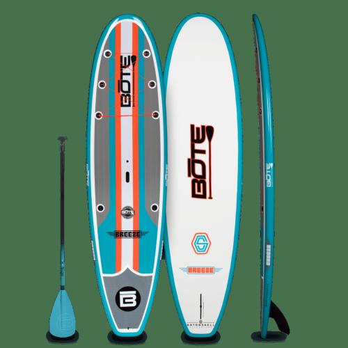 Breeze 10′6″ Full Trax Aqua Paddle Board