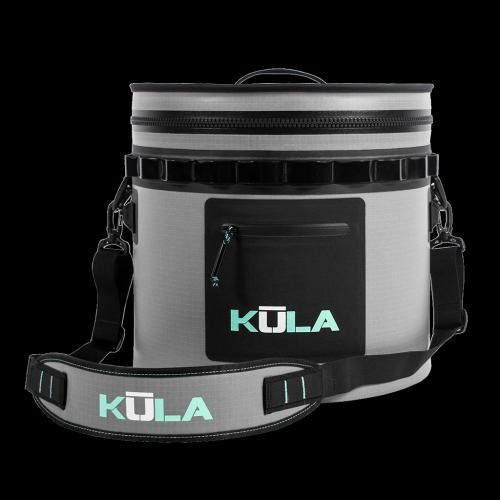 KULA Softy 5 Cooler Grey