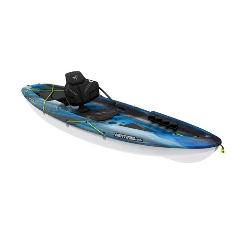SENTINEL 100X EXO RECREATIONAL KAYAK WITH PADDLE