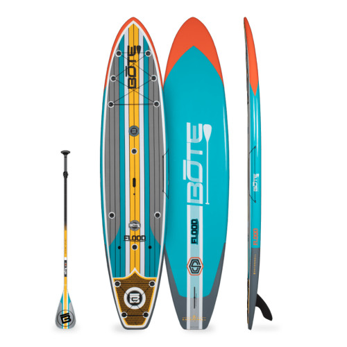 Flood 12′ Full Trax Aqua Paddle Board