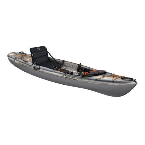 Sentinel 120XR angler fishing kayak