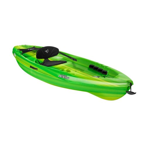 Apex 100 recreational kayak with paddle