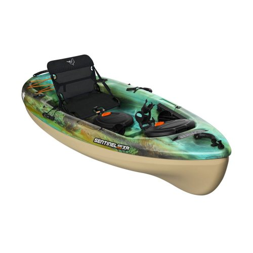 Sentinel 100XR angler fishing kayak