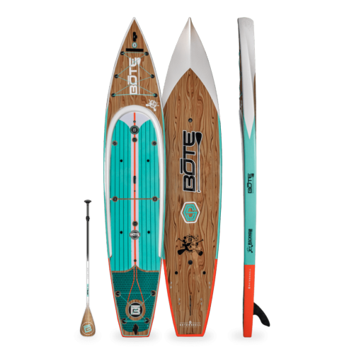 Rackham 14′ Classic Teak Paddle Board