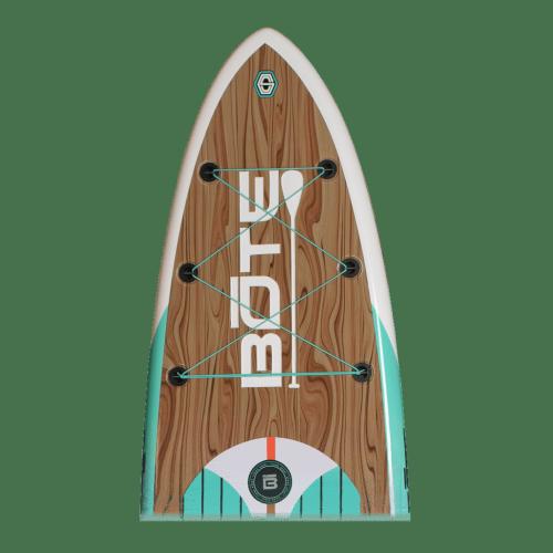 Flood 12′ Classic Teak Paddle Board
