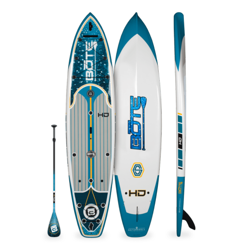 HD 12′ Native Whale Shark Paddle Board