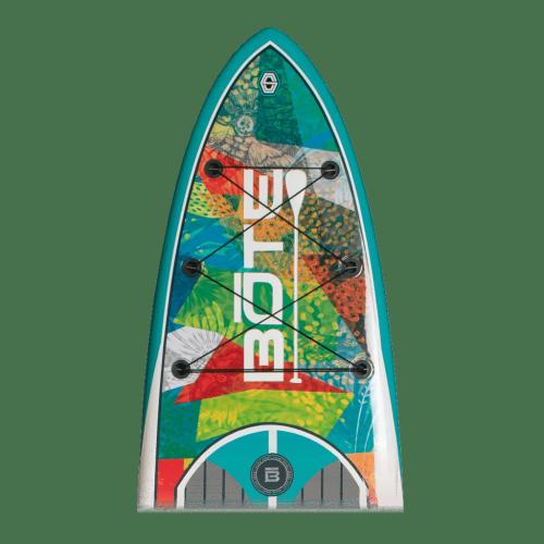Flood 12′ Native Patchwork Paddle Board