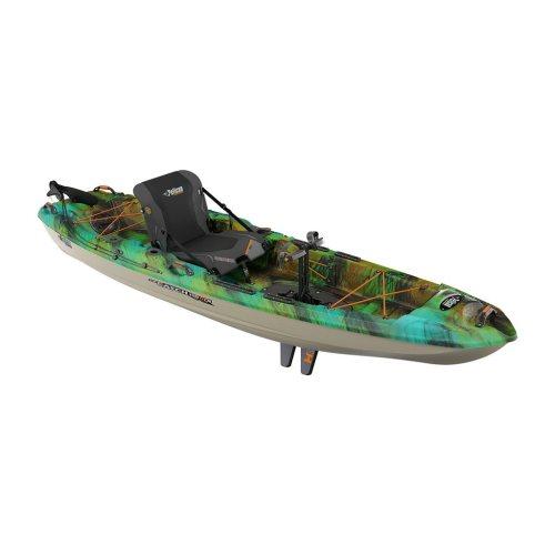 The Catch 110HDII fishing kayak