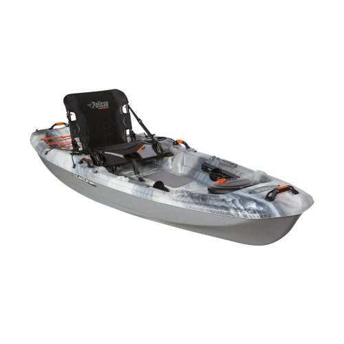 Kayak the Catch 100 avec pagaie