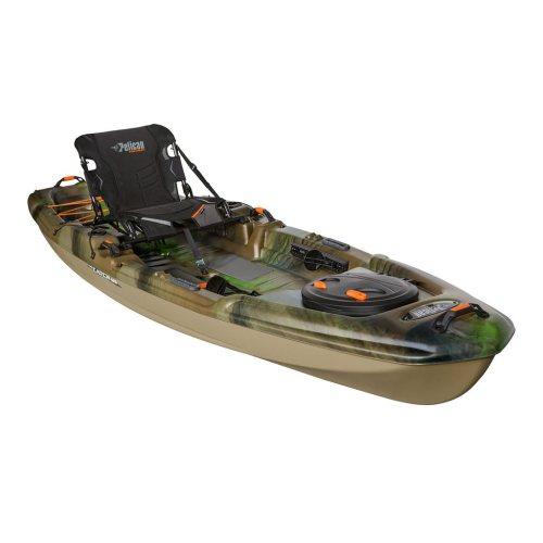 The Catch 120 fishing kayak