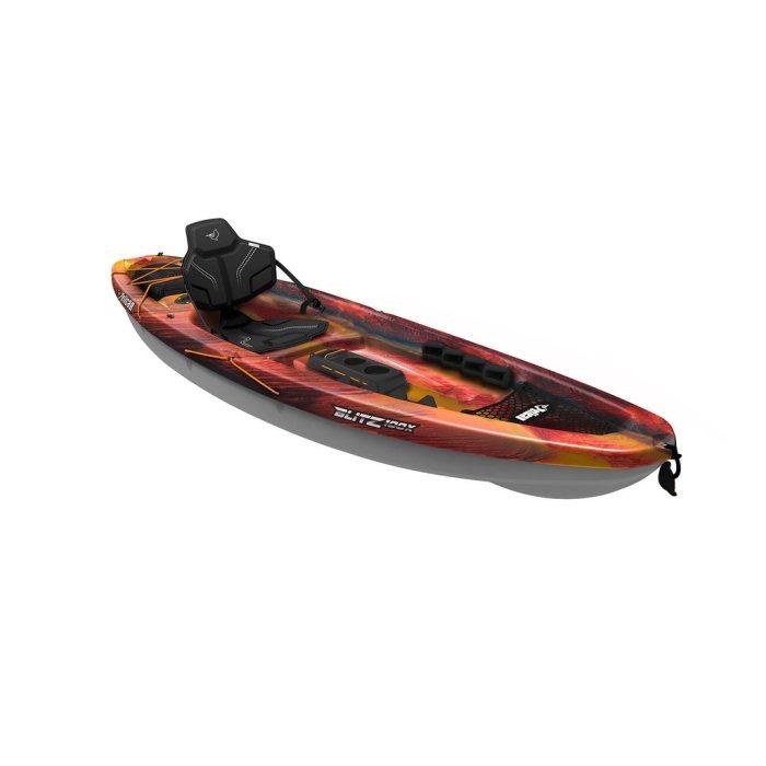 Blitz 100X EXO fishing kayak