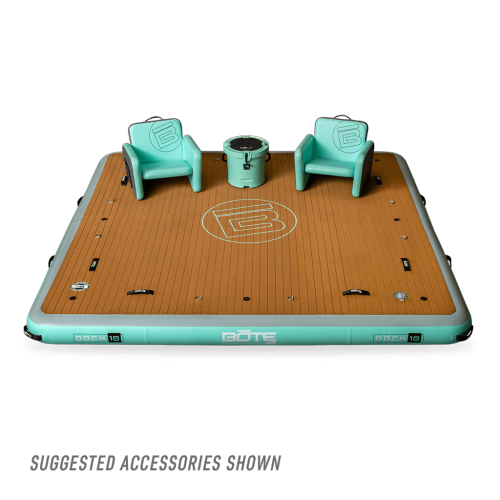 Inflatable Dock 10 Classic