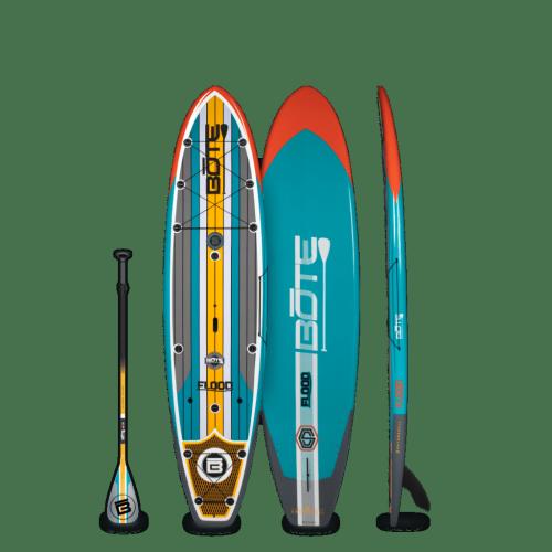Flood 10′6″ Full Trax Aqua Paddle Board